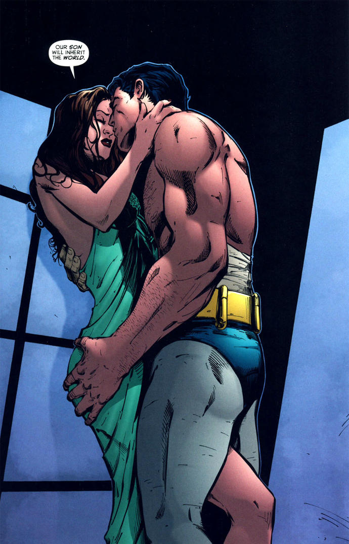 15 Best Couples in Comic Books <3