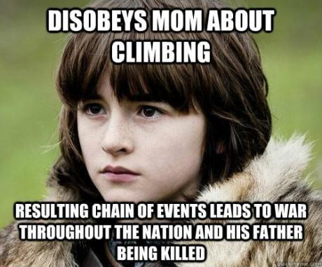 20 Hilarious Game of Thrones Memes