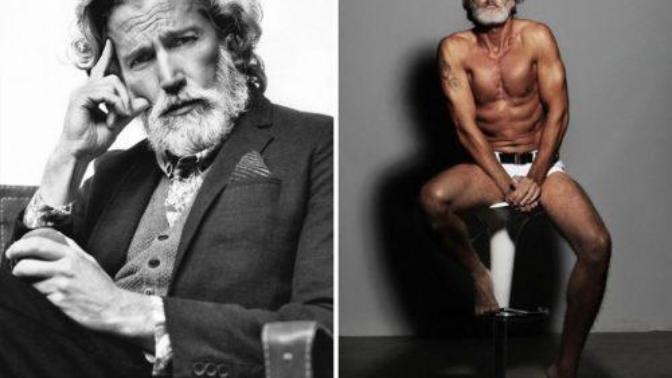 Top 10 Sexiest Men of 2016: Over 40