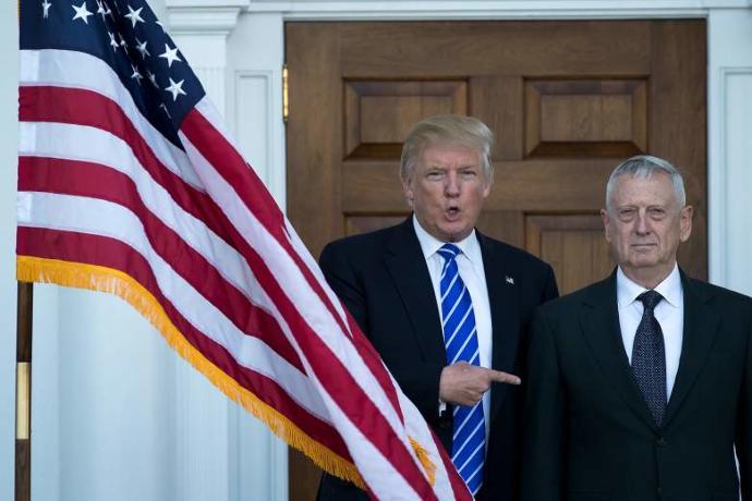 Trump Still Lining Them Up-                    Meet