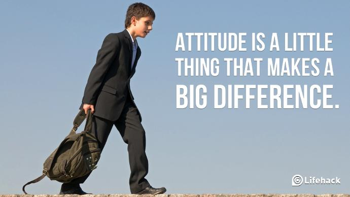 How To Change Your Attitude (Even If You Can't Change Your Situation)