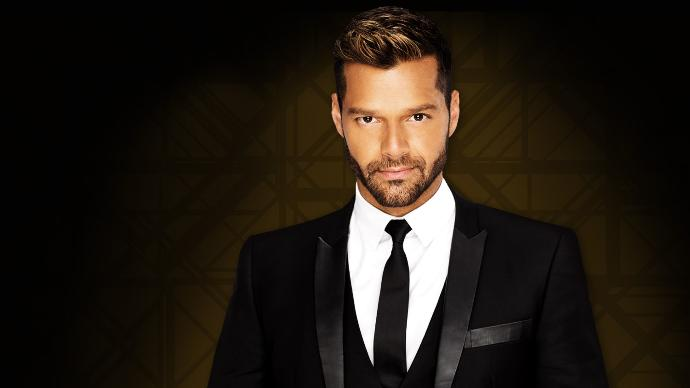 Ricky Martin: Motivational artist of the week