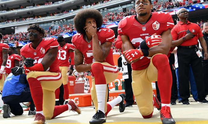 One Nation Under God and the NFL Dilemma -To Kneel or Not to Kneel?