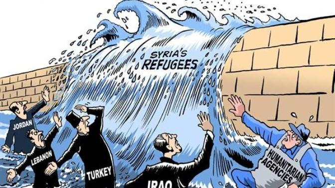 A Closer Look At The Refugee Crisis
