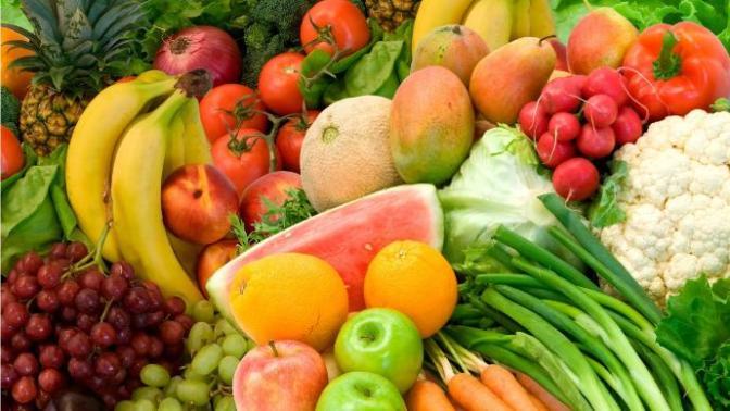 """""""Healthy Food"""" vs. """"Unhealthy Food"""""""