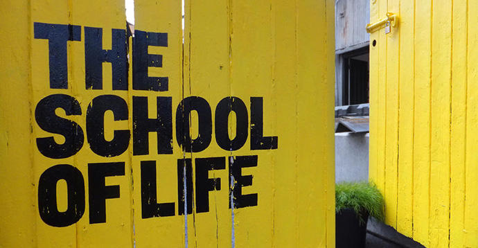 Life is a School: part 2
