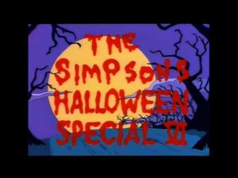 Top 10 Best Simpsons Tree House of Horror Seasons