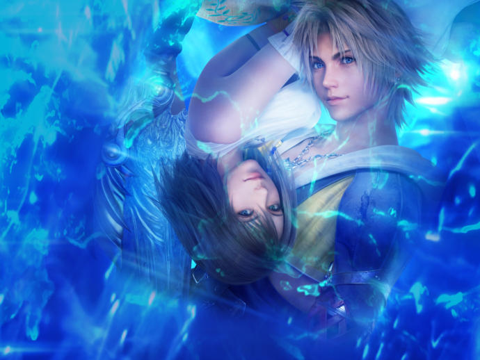 Top 10 Final Fantasy X songs