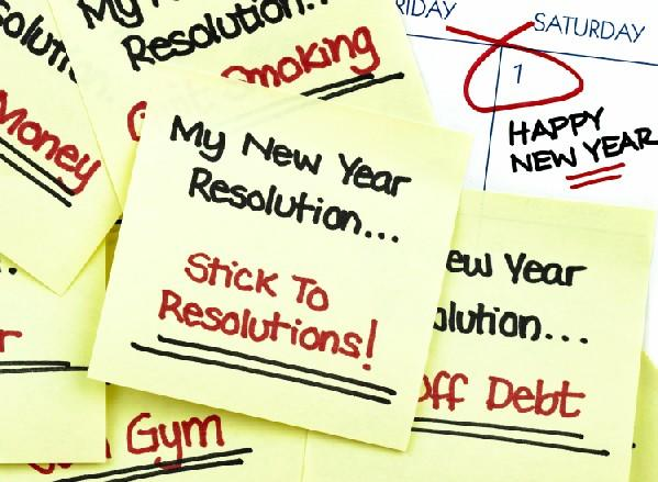 Tips to Help You Beat Procrastination and Keep Your New Year Resolutions - Part 1