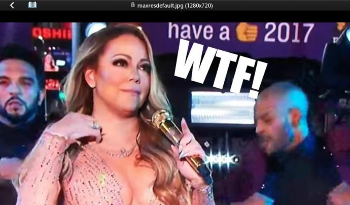 My Thoughts On Mariah Carey's Lip Sync Fail on New Year's Eve
