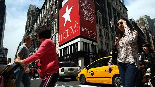 Sears, Kmart, and Macy's : The Downfall of Three American Retail Staples