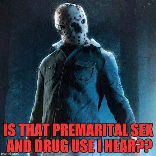 In Honor of Friday the 13th, Here are the Best Jason Voorhees Memes