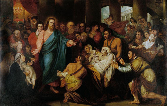 Public Healthcare, the Christian Right's Moral Failure, and Jesus' teachings.