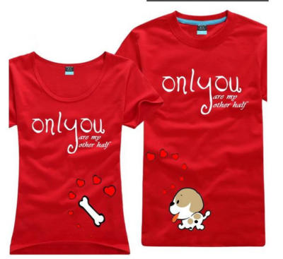 48fd1e7cbf 20 Cool Couple T-Shirt Designs for Valentine's Day (Pt. 2 ...