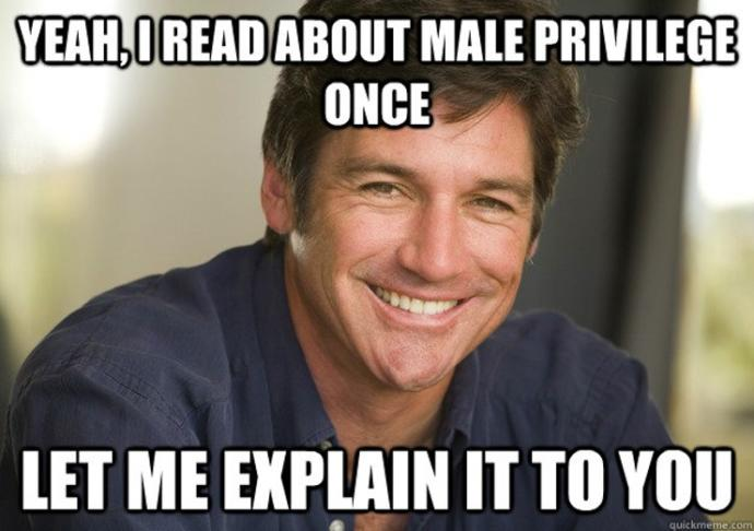 Why Male Privilege Is a Fantasy