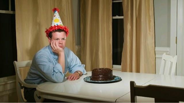 WHY HAVEN'T YOU WISHED ME A HAPPY BIRTHDAY YET?