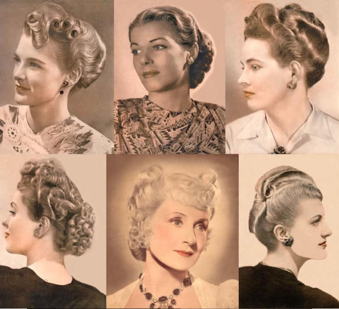 Hairstyles Throughout The Ages 20th Century Girlsaskguys