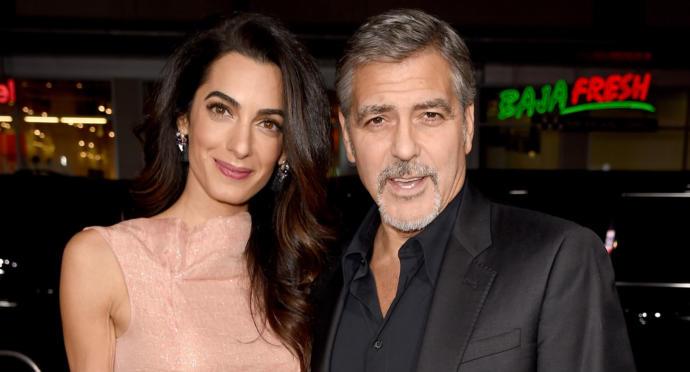 Amal Clooney Is Transgender