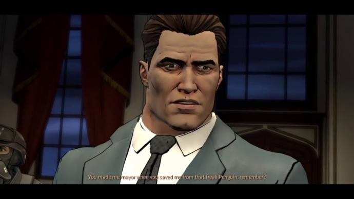 Telltale games Batman is awesome, WARNING SPOILERS FOR TELLTALE BATMAN INCLUDED.