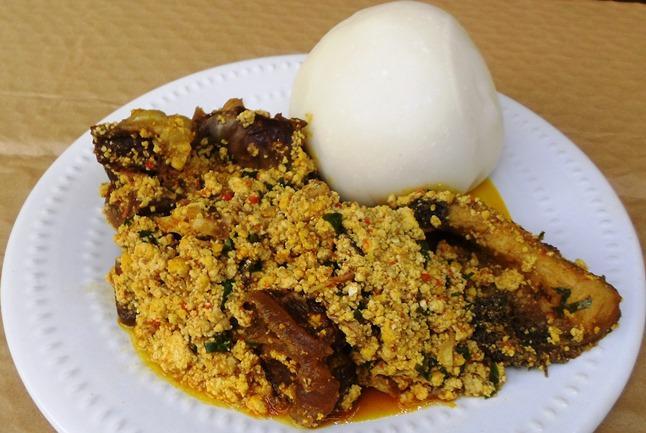 6 Delicious Nigerian Foods! 😋😋😋