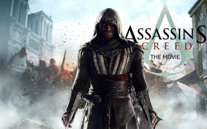 Assassin's Creed - the Movie