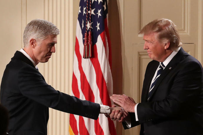 Why the GOP should use the nuclear option to confirm the nomination of Judge Neil Gorsuch to the US Supreme Court