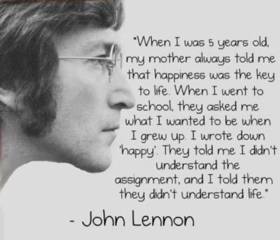 Some Of John Lennon Quotes That Are Too Good To Be True Girlsaskguys