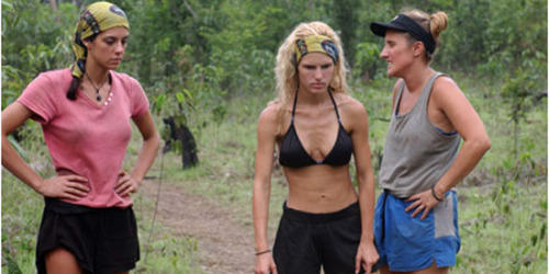 Survivor Experiment: Women vs. Men