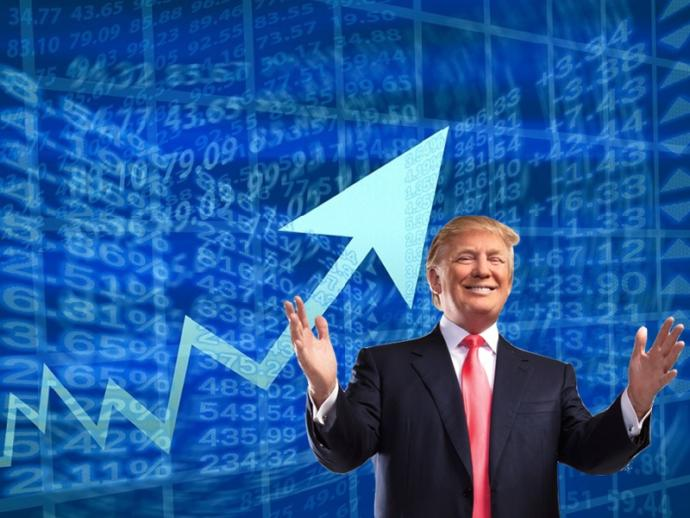 175 Million Americans Already More Wealthy Since President Trump Was Elected.  More To Come!