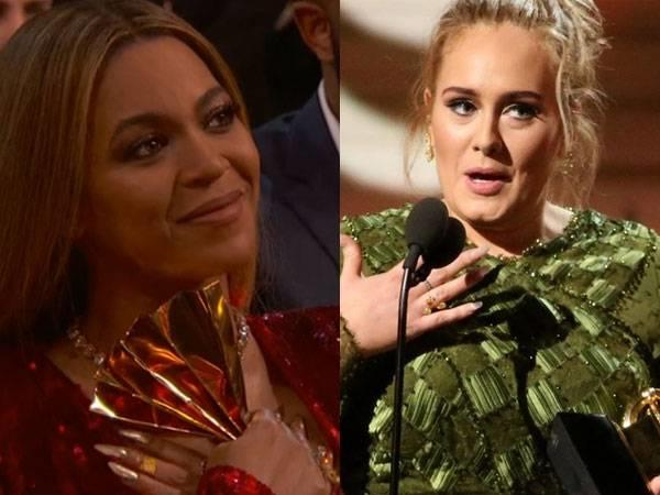 Adele's Grammy Speech Wasn't Controversial In The Least