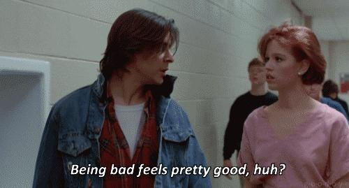 "Some Wise and Awesome Quotes from the Movie ""The Breakfast Club"""