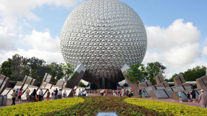 Epcot - Better than Magic Kingdom.
