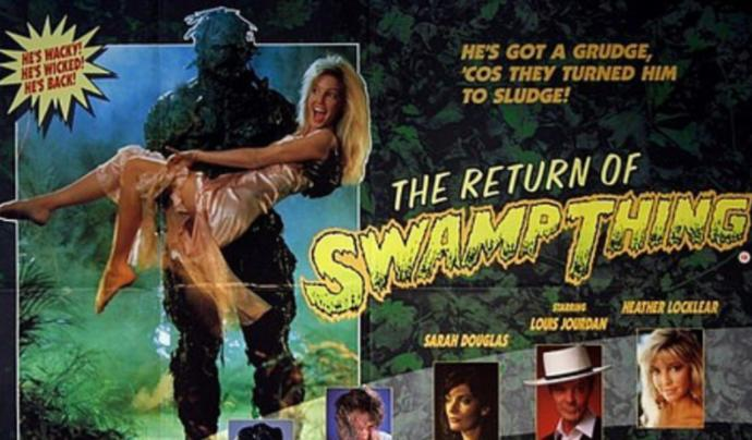 My Review On The 1982 Movie Swamp Thing (: