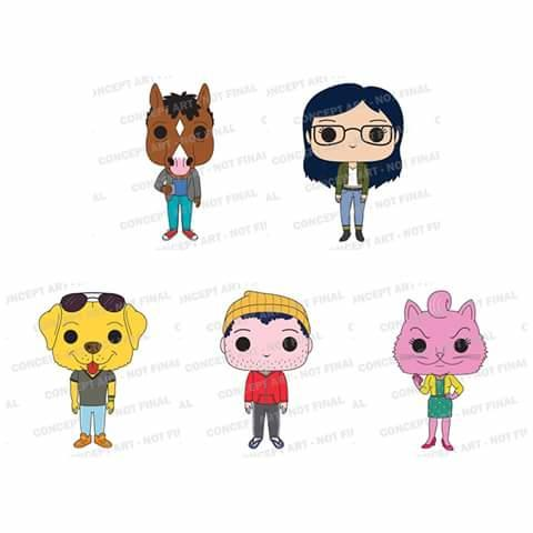 Figures that POP: The Funko Pop Figures Lookbook (Part 1)