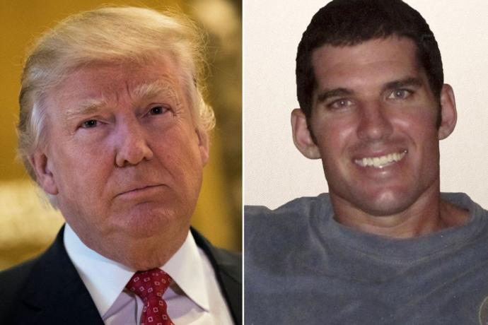 Father of slain Navy Seal, Ryan Owens, calls for an investigation.