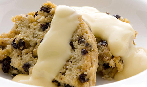 Spotted Dick Pudding and More: Traditional English Foods with Strange Names