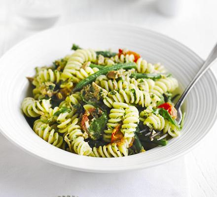 Healthy Recipes: Pasta Recipes