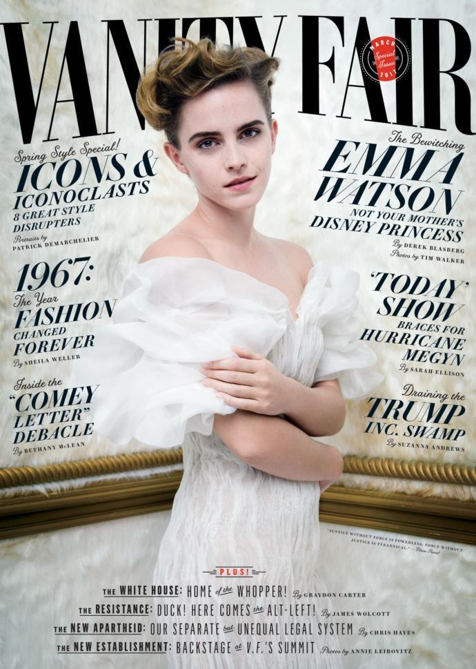 Emma Watson: a Hypocrite Representing Feminism?