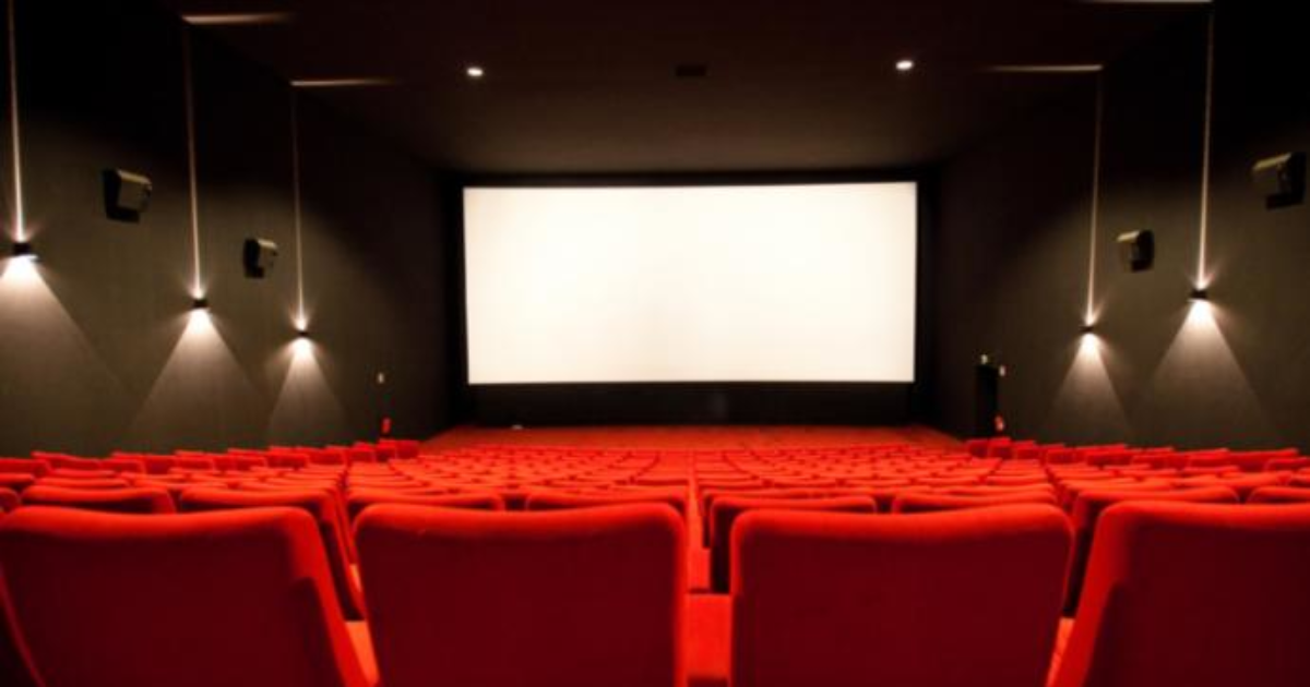 comparing watching a movie at home and in a theater A movie theater/theatre (american english) at home versus at the movie theater was in a five to one ratio and 75% of respondents said their preferred way of watching a movie was at home, versus 21% who said they preferred to go to a theater.