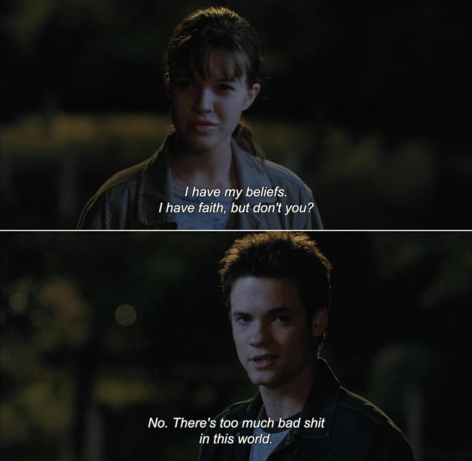 """Some of the Very Romantic and Wise Quotes from the Movie """"A Walk To Remember"""""""