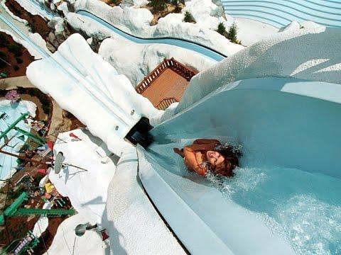 Top 7 Craziest Water Slides in the World