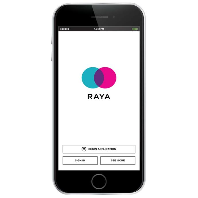 "Inside the Secret Dating App for Famous People, ""RAYA"""