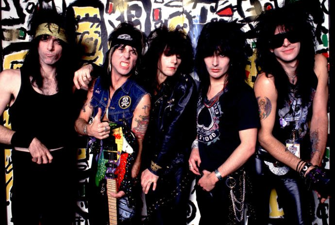 The Top 20 Glam Metal Bands Of All Time