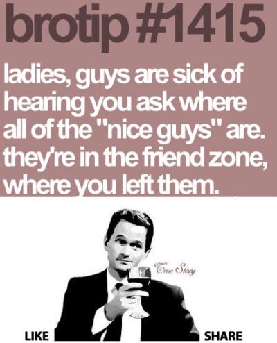 Are there any nice guys left