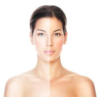 Pale Skin vs Tan Skin