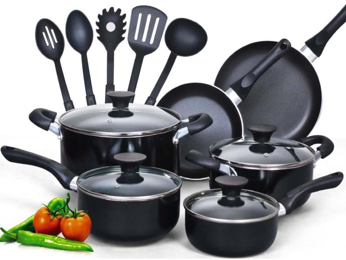Cooking Well: the Art of Making Enjoyable Food- Cookware