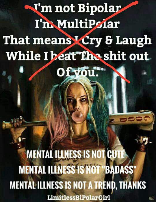 Mental Illness: Yes, It's All In My Head.