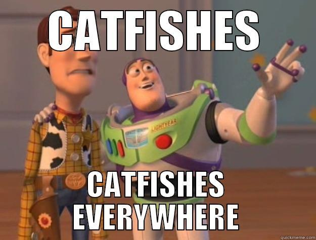 Skadouchebag's guide to spotting a catfish: Never get fooled again!