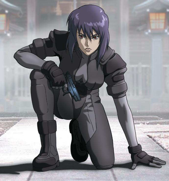 Lets get one thing straight; Ghost in the Shell is NOT Cyberpunk