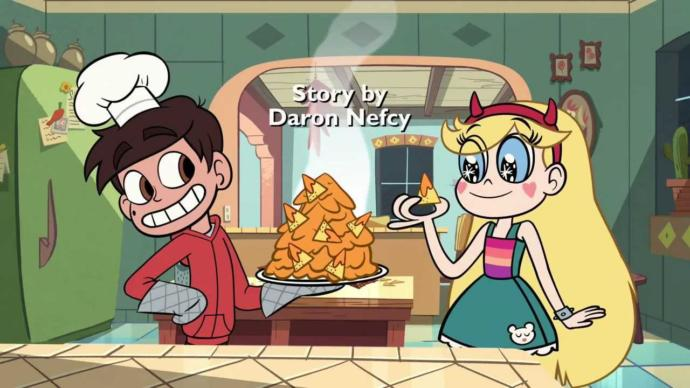 Geeky Recipes: Marco's Super Awesome Nachos (From: Star Vs. The Forces of Evil)